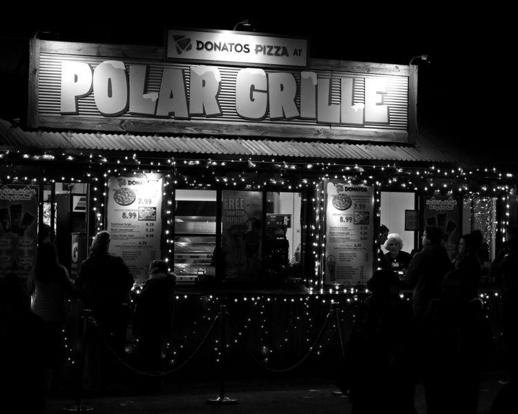 Polar Grille - photography, blackandwhite - chetkresiak | ello