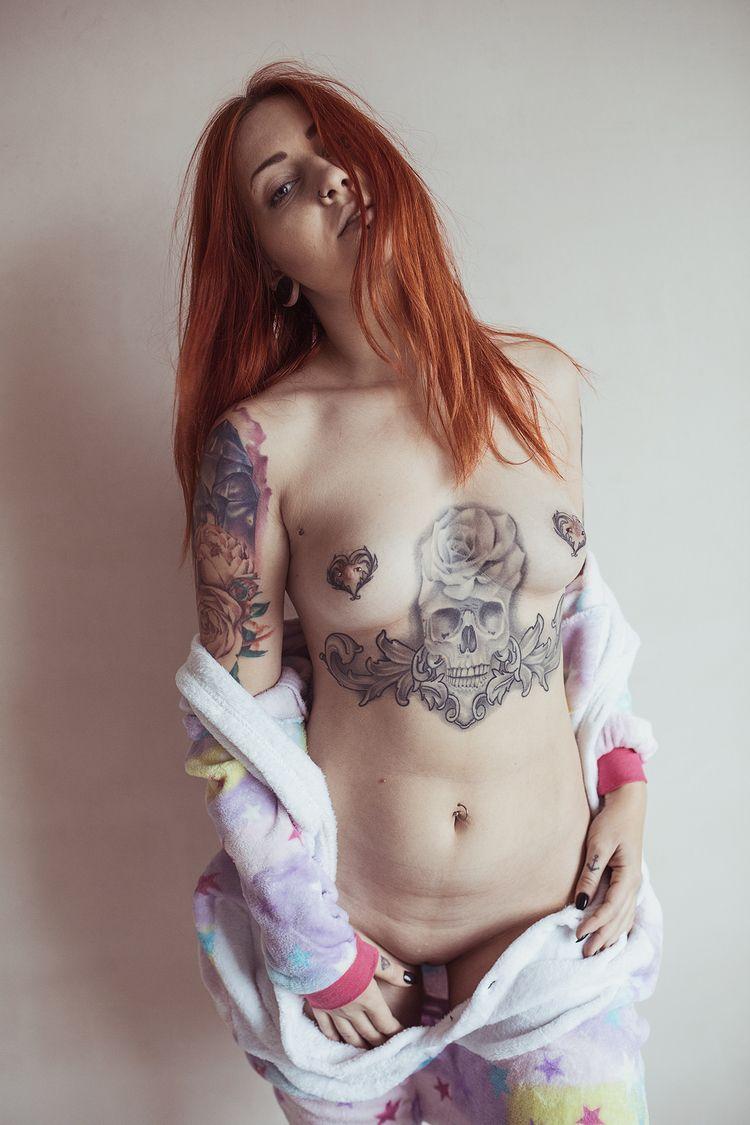 people, portrait, female, nude - saver_ag | ello