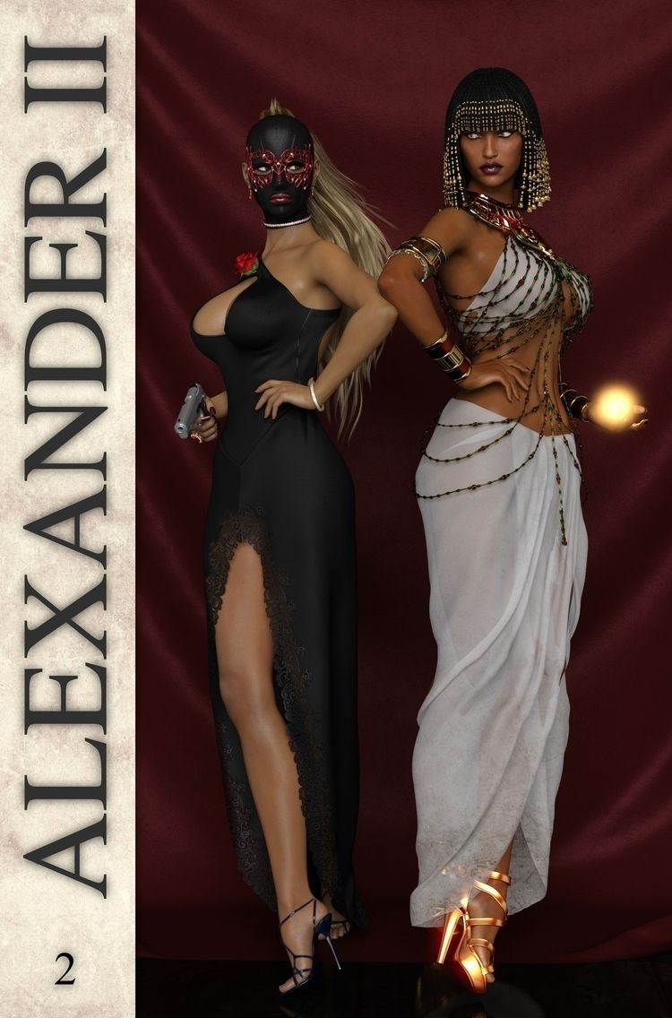 Alexander II • Hail Part 2 - Alexander2 - dangerouslines | ello