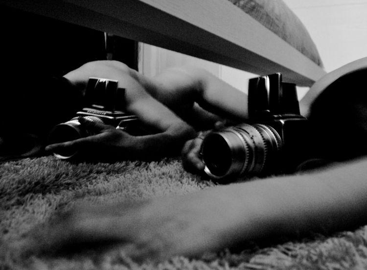 nude, blackandwhitephotography - fitmysoul | ello