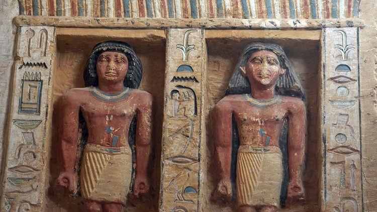 Hallan tumba de hace 4.400 años - codigooculto | ello