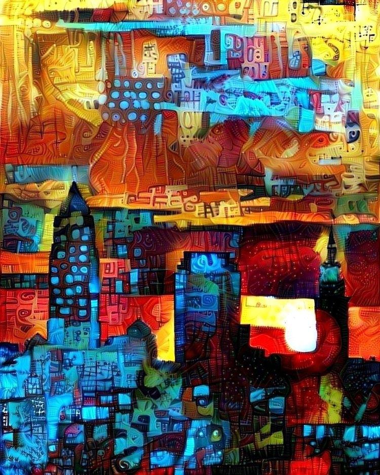 City sunrise 2 - photography, cleveland - kenlong | ello