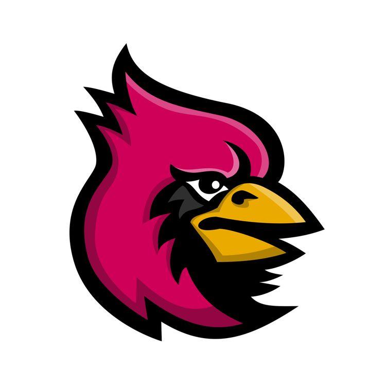 Cardinal Bird Head Mascot - CardinalBirdHead - patrimonio | ello