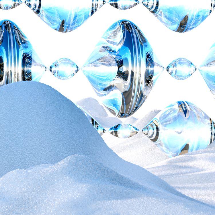 Ice path :snowflake:️1/3 Tumblr - g-vnct | ello