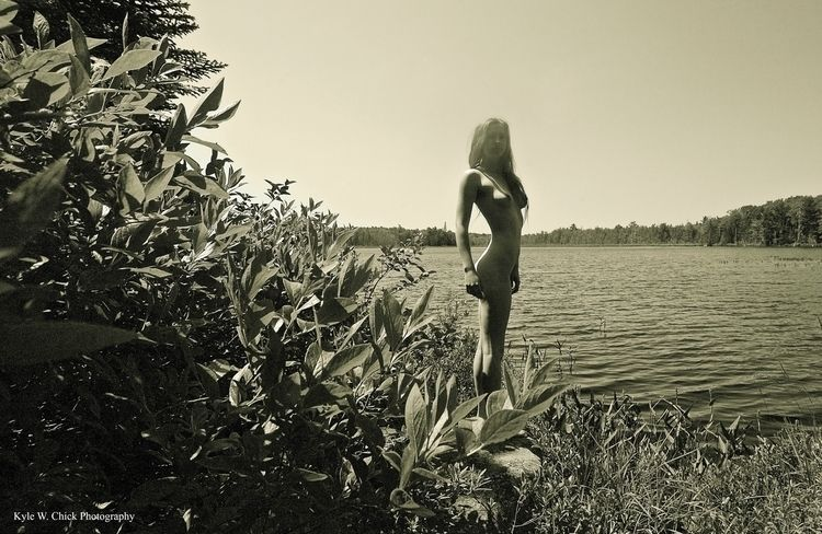 Selkie Blue Hill, Maine. Jul. 2 - gloriagray | ello