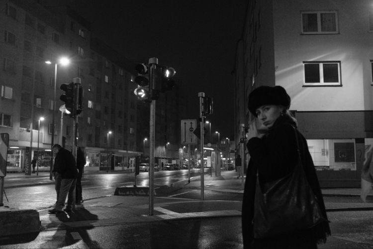 Russian vibes Frankfurt - woman - thanospal | ello