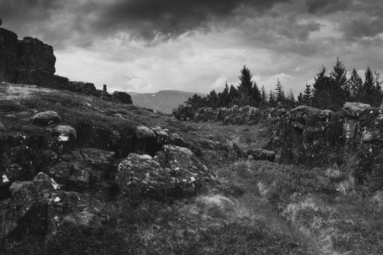 Ancient Stones - Iceland, FujifilmX100F - benroffelsen | ello