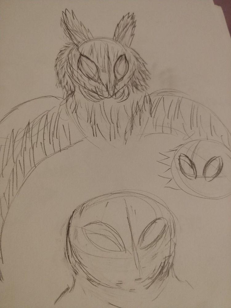 Alien redesign/concept sketches - artsycosmicdreamer | ello