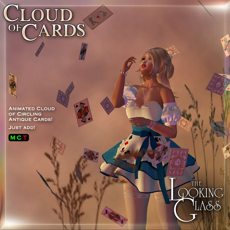 ad floating cards Glass Sim, Li - cirroccojones | ello