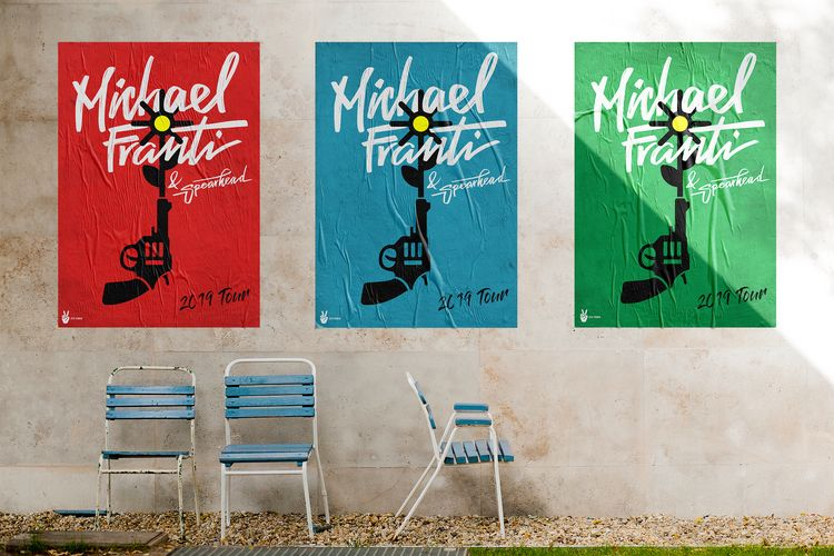 fun designs Michael Franti Spea - marekhosek | ello
