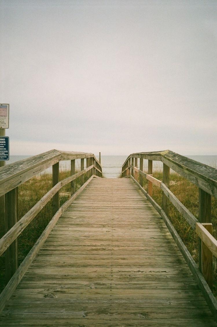 Kure Beach, NC Shot RicohFF3 Fu - marvinehlers | ello