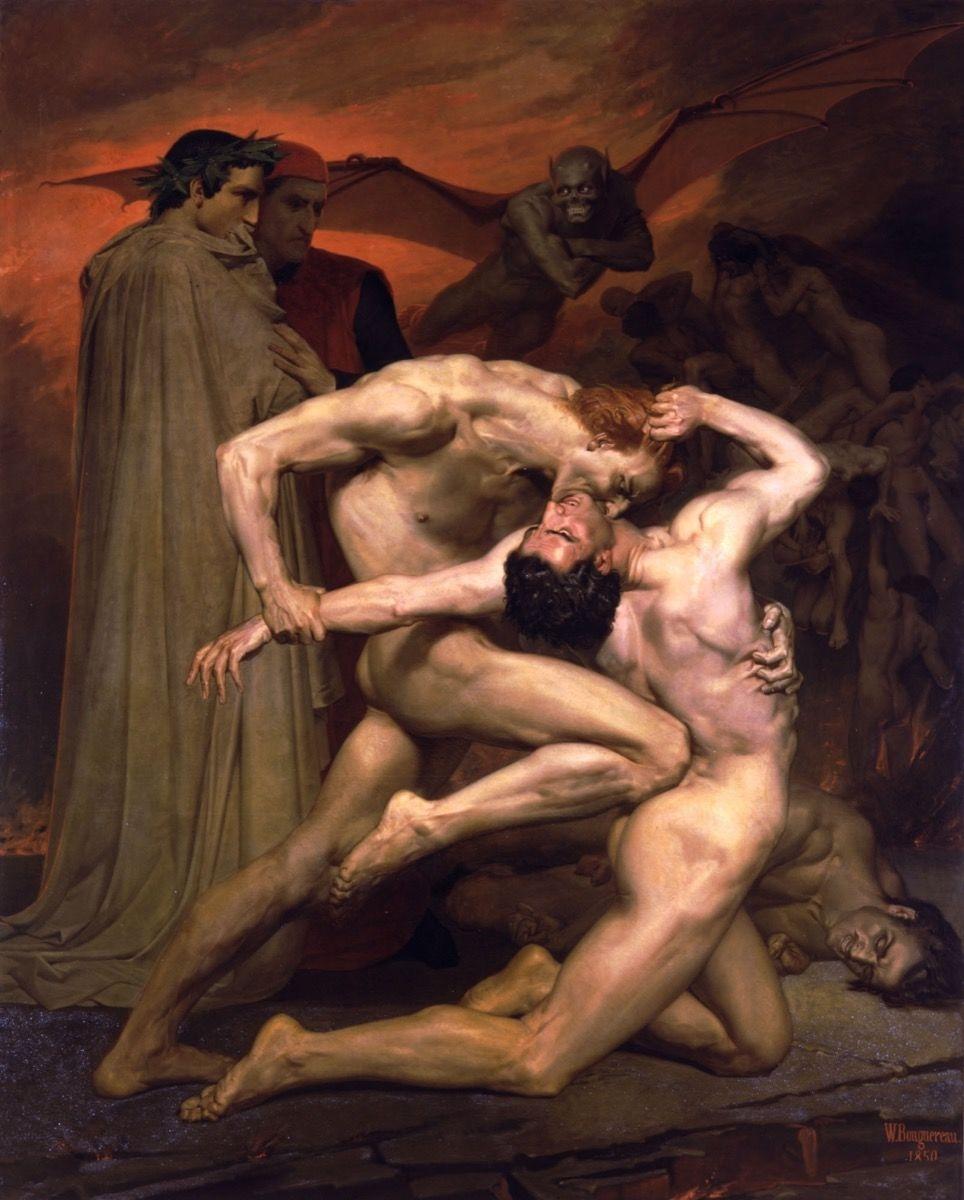 William-Adolphe Bouguereau, Dan - decorkiki | ello