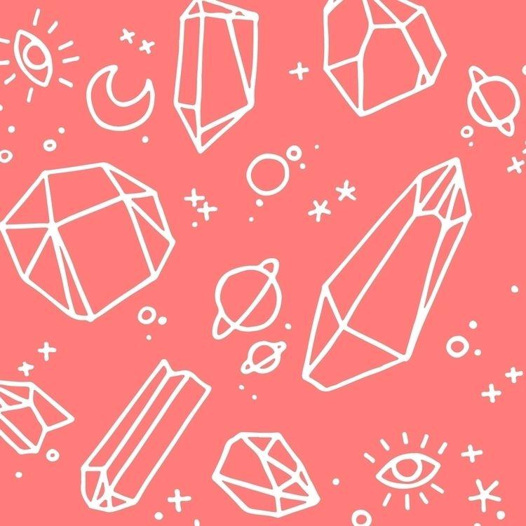 contemporaryartist, crystals - doriferenczi | ello