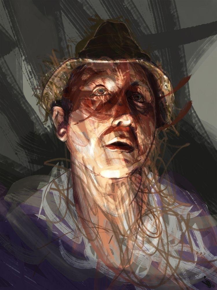 Portrayal - portrait, art, artist - vjc | ello