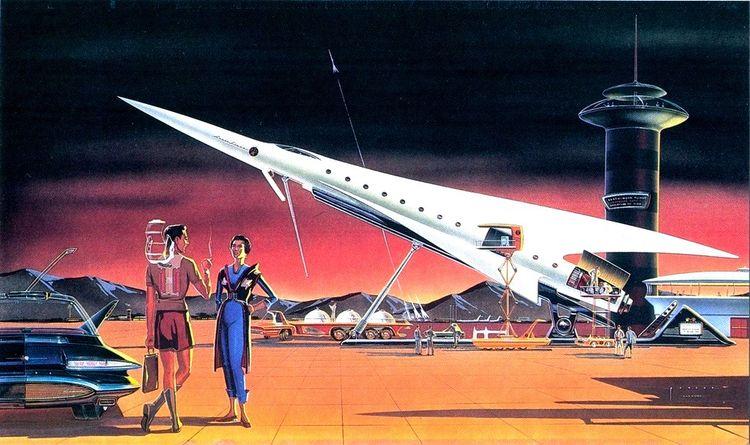 Moonport Jim Powers (1956 - art - mraffiche   ello