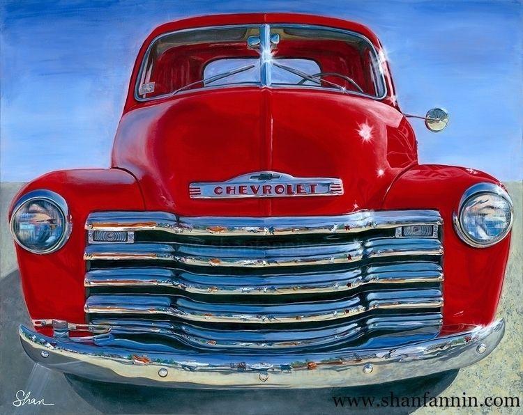 1951 Chevrolet Truck 48 60 1.5  - shanfannin | ello