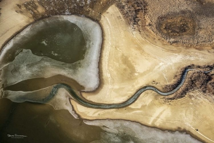 Aliens - aerialphotography, cubism - photostevez | ello