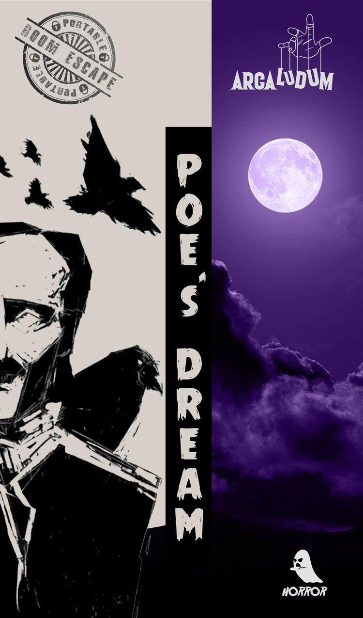 fan Edgar Allan Poe, game amaze - arcaludum | ello