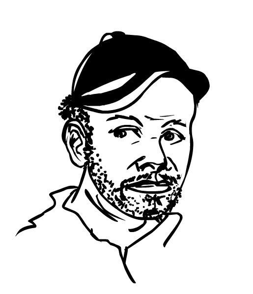 Hervé St-Louis promotes 'Johnny - truenorthcountrycomics | ello
