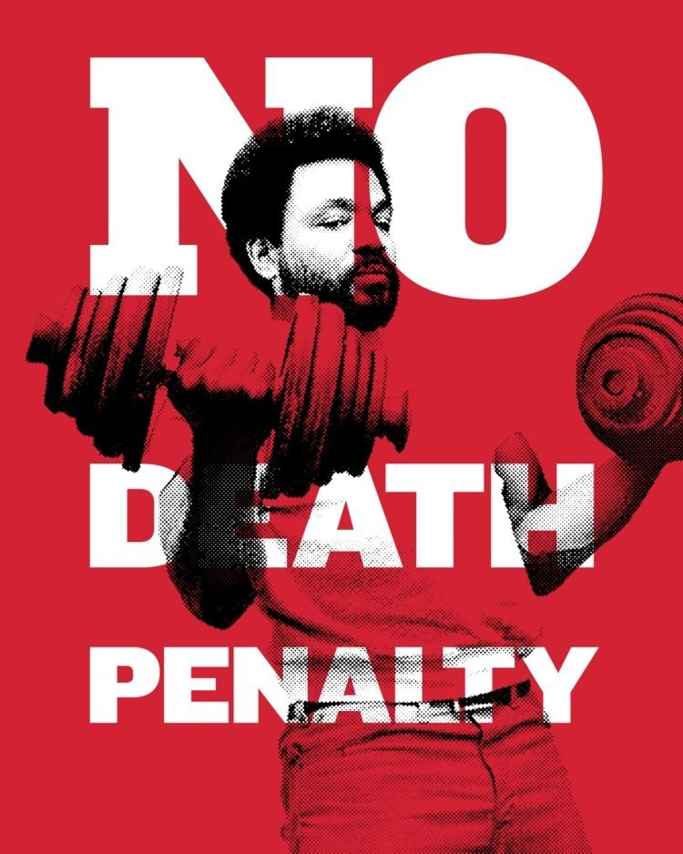 DEATH PENALTY collection poster - justinkemerling | ello