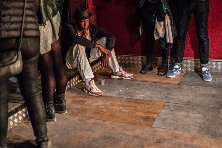 Lost Drunk  - Paris, France, clubbing - jean-fabien   ello
