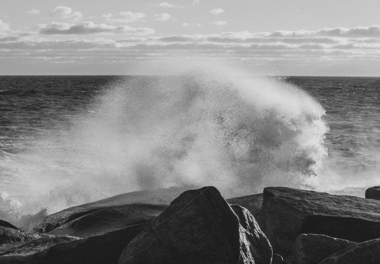 Winter Waves Cove. Scotia - waves - notnowimbusy | ello