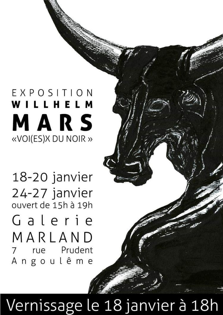 exhibition, durind Internationa - willhelmmars | ello
