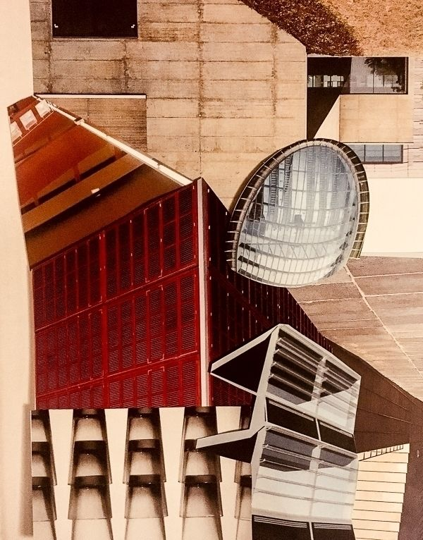 Playing cutouts - architecture, abstract - chris_schauer | ello