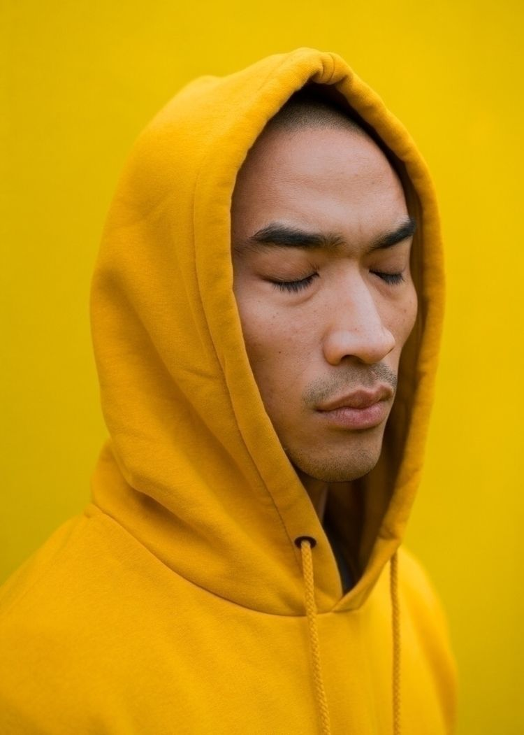 Yellow - ello, portrait, photography - michald | ello