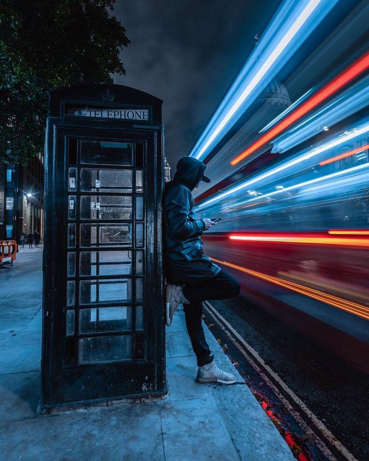 Moody Street Photos London Dark - photogrist   ello