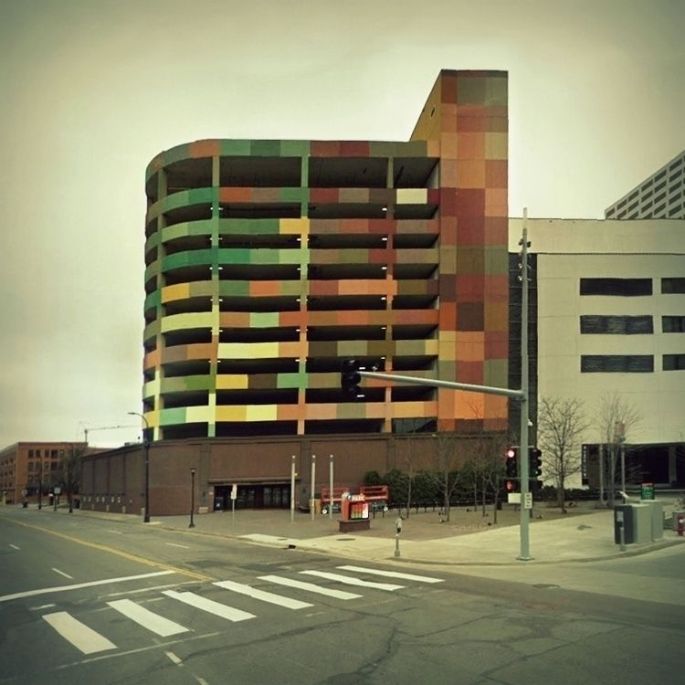 Parking Structure, Minneapolis - dispel | ello
