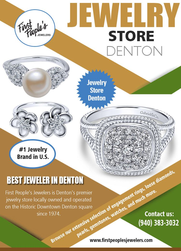 Jewelry Store Denton - Center A - ringshighlandvillage | ello