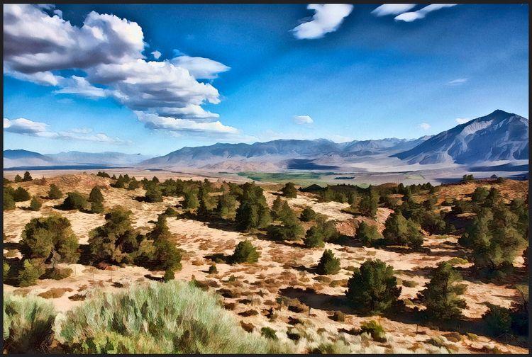 Owens Valley. 2012, Patrick Ala - ccruzme | ello
