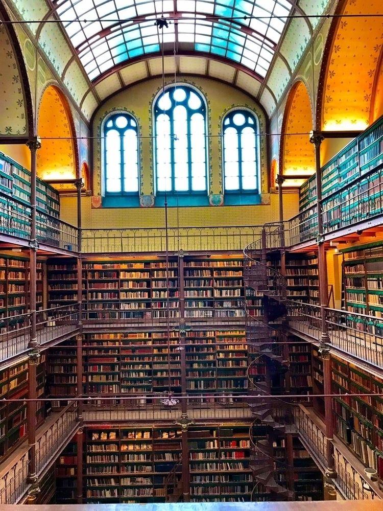 library Rijksmuseum - dleftin | ello