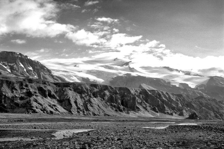 Mýrdalsjökull (MyrdalsGlacier)  - birgirfreyr | ello