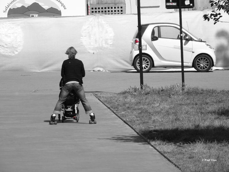 Roller mom (1) roller - street, maman - paultian | ello