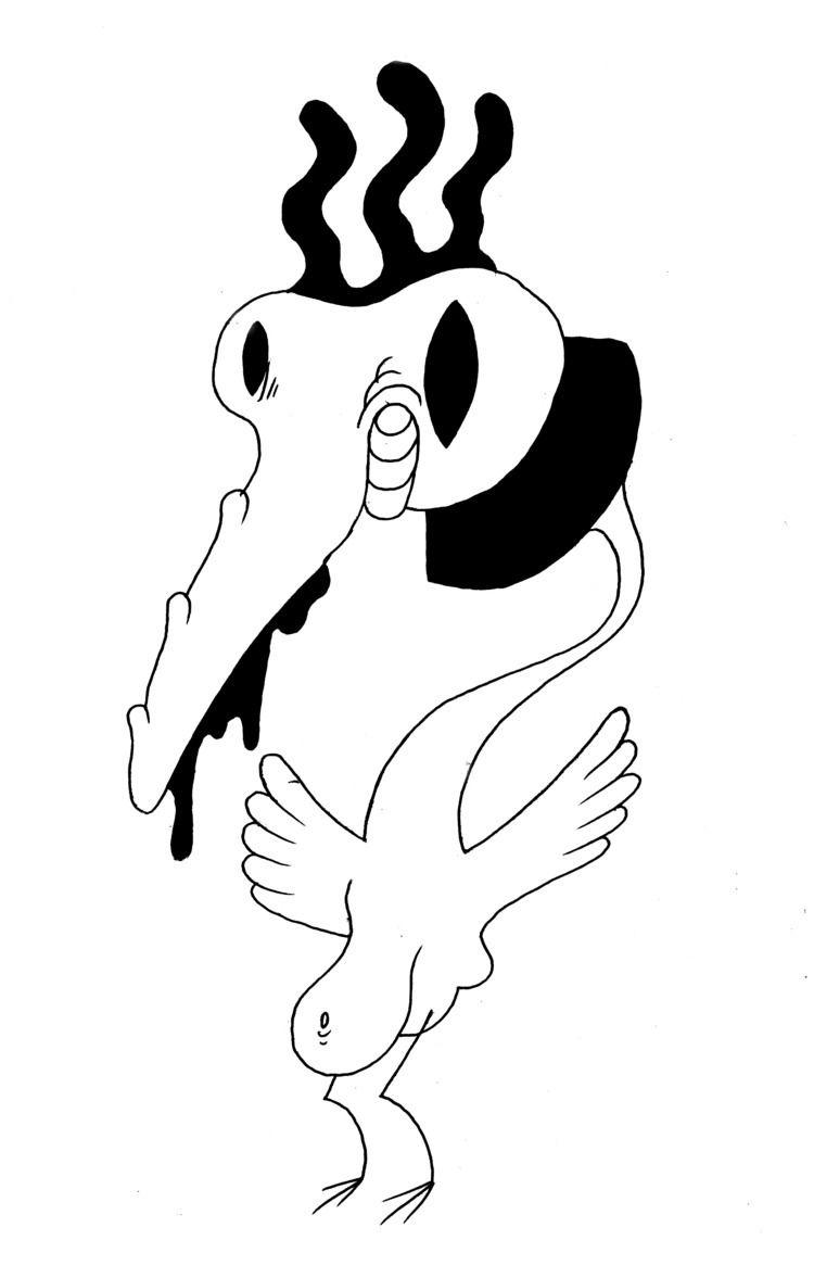 Les tagliatelles du désir ! / 2 - labonneillustration | ello