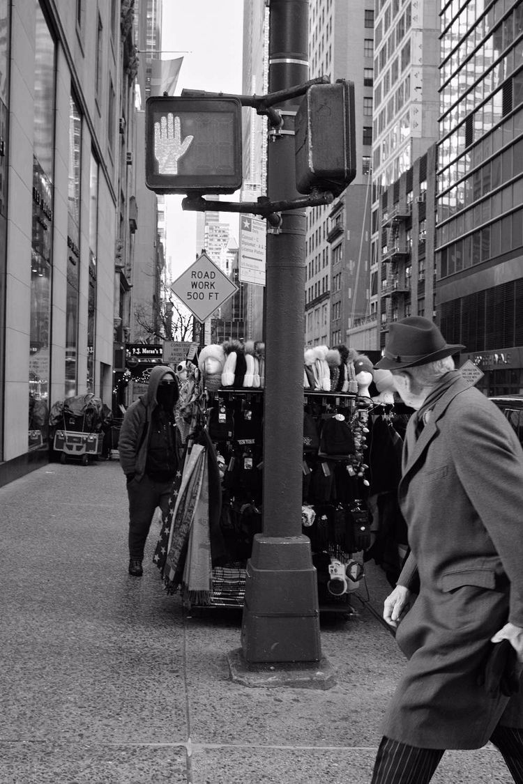 Walk - streetphotography, street - shootnewyorkcity | ello