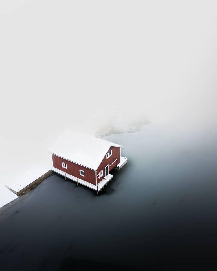 Sweden Stunning Drone Photograp - photogrist   ello