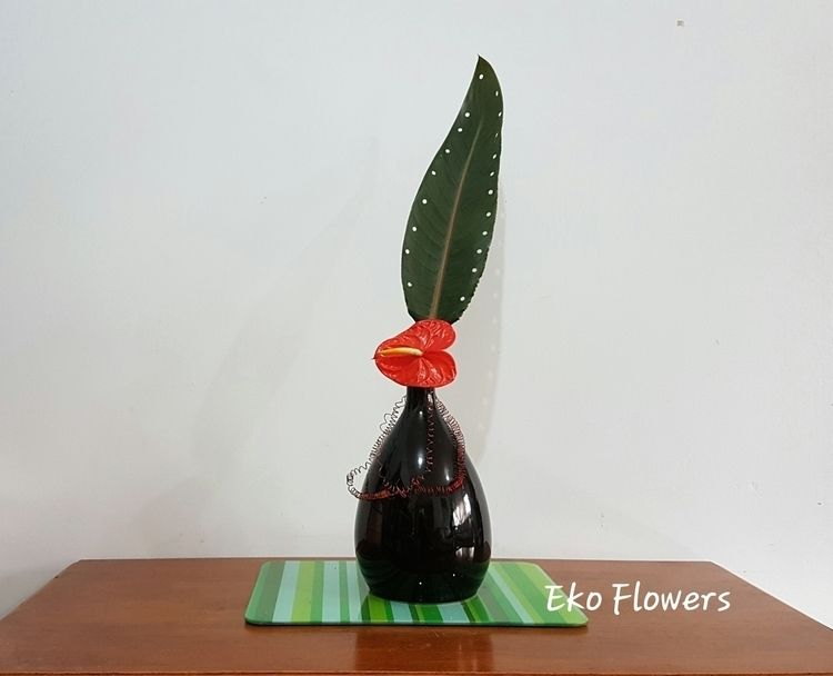 elegant - design, anthurium, beyourself - ekoflowers | ello
