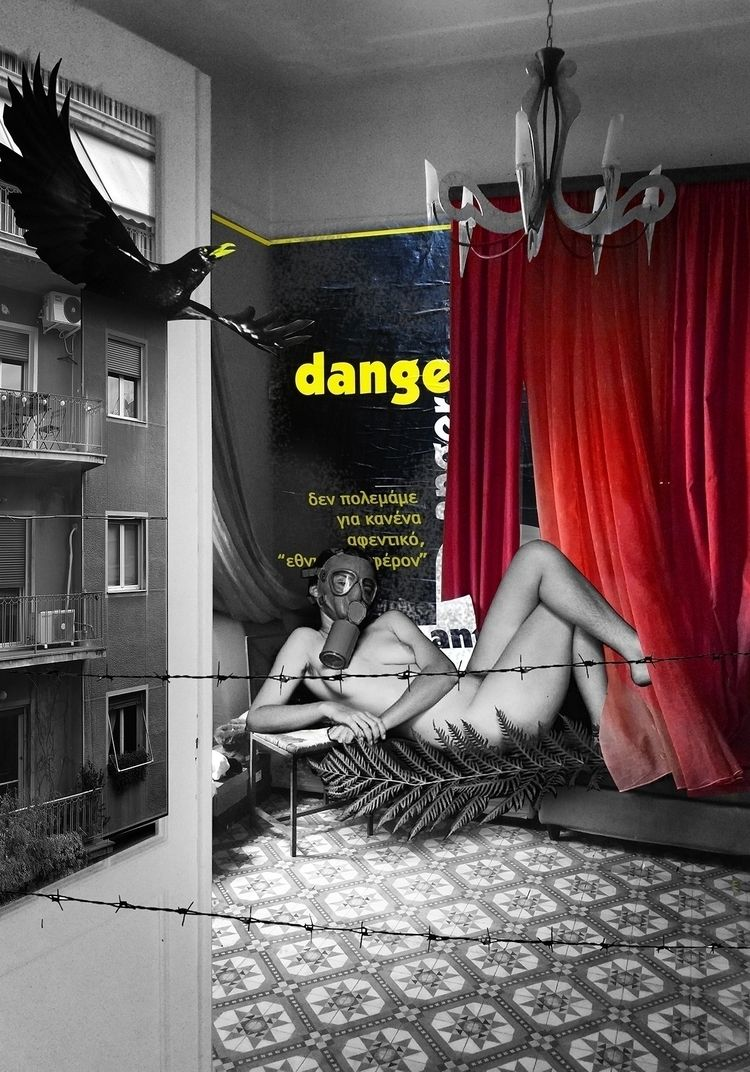 Home#2: Danger Zone Bedroom. Re - nolongeroutside | ello