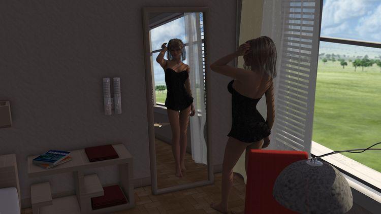 Peeping Tom 01 - 3d, 3d_art, art - thor3d | ello