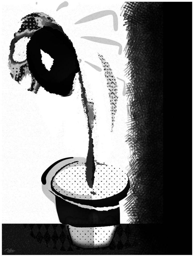 Flowers, Evil, Spend, Evening - bobogolem_soylent-greenberg | ello