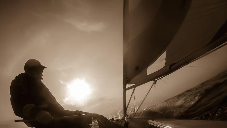 Memory sunny sea - 2018, SailMoreWorkLess - konstantinos776 | ello