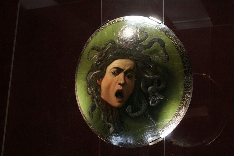 Uffizi Gallery, Florence:heart - alaska00 | ello