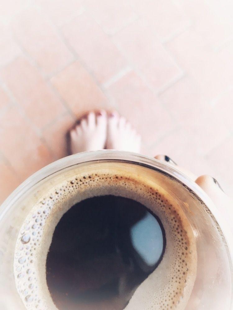 Good morning - 14, justhere, mmmcoffee - gabbyontherocks   ello