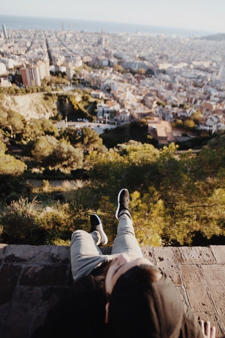 Perspective city - Barcelona, Spain - victortodox | ello