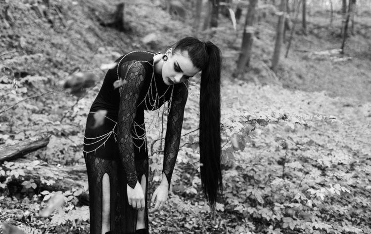 Forest Magic collection, Endora - drucouture | ello