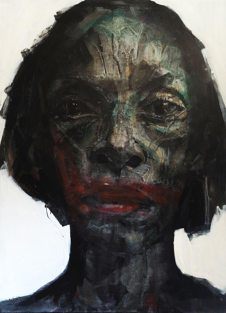 Laine 8 60 44 acrylic canvas. c - wlstoehr | ello