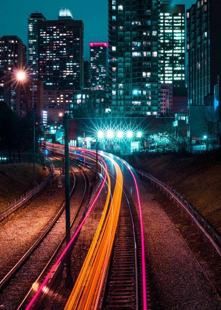 Toronto subway - city, downtown - miketheneal | ello